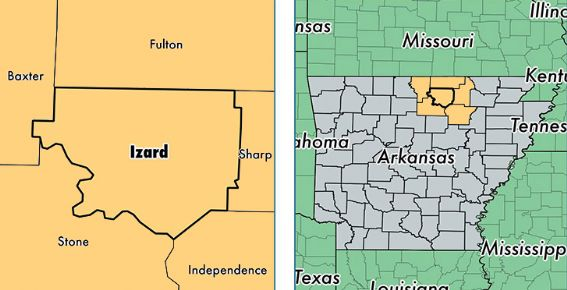 Izard County HVAC heating and cooling in Izard county, Stone county, Sharp county, Fulton county